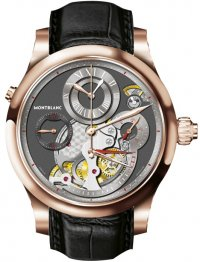 Replique Montblanc Villeret Chronographe Regulator 109433