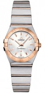 Replique Omega Constellation Brushed 24mm Dames 123.20.24.60.02.