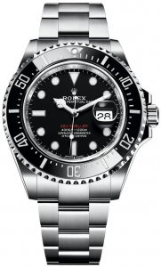 Replique Rolex Sea-Dweller 126600-0001
