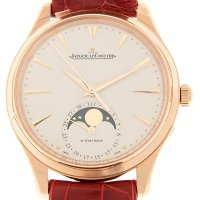 Jaeger LeCoultre Master Ultra Thin Moon 34mm Femme Montre