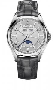 Calendrier complet Vacheron Constantin Fiftysix Reference 4000E/000A-B439