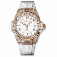 Hublot Big Bang King Pavillon Blanc Dore 39mm