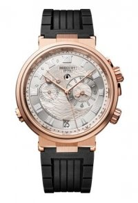 Breguet Marine Alarme Musicale 40mm Homme