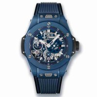 Hublot Big Bang MECA-10 Ceramique Bleu 45mm