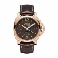 Panerai Luminor 1950 8 jours GMT Oro Rosso PAM00576 Replique Montre
