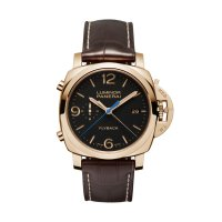 Panerai Luminor 1950 3 Days Chrono Flyback Automatique Oro Rosso PAM00525