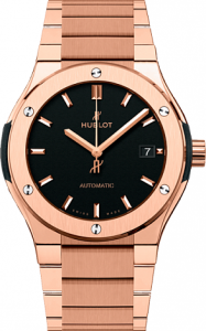 Replique Hublot Classic Fusion 45mm King Or Bracelet 510.OX.1180