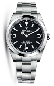 Replique Rolex Oyster Perpetual Explorer 39 mm Automatique