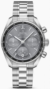 Replique Omega Speedmaster 38 Co-Axial Chronographe 324.30.38.50
