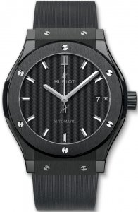Replique Hublot Classic Fusion 45mm Black Magic 511.CM.1771.RX