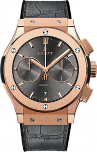 Replique Hublot Classic Fusion 45mm Racing Gris Chronographe 521