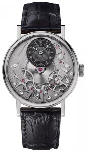 Replique Breguet Tradition Hand Wound 37mmOr blanc 7027BB/G9/9V6