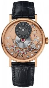 Replique Breguet Tradition Hand Wound 37mm Or rose 7027BR/R9/9V6