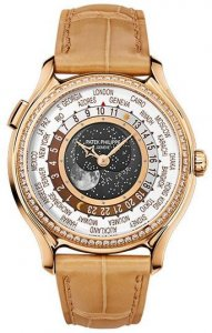 Replique Patek Philippe 175th Anniversary Collection World Time