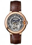 Replique Cartier Ballon Bleu de Cartier Tourbillon Volant W69201