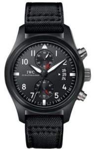Replique IWC Big Pilot Chronographe Top Gun IW388001
