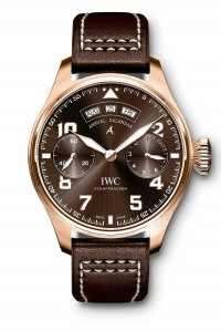 Replique IWC Big Pilot's Annual Calendar Edition Antoine de Sain