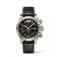 Replique Longines Admiral Chronographe GMT L3.670.4.56.0