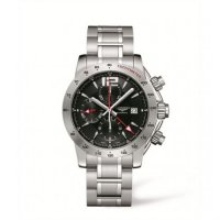 Replique Longines Admiral Chronographe GMT L3.670.4.56.6