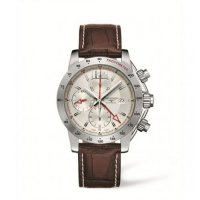 Replique Longines Admiral Chronographe GMT L3.670.4.76.3