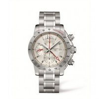Replique Longines Admiral Chronographe GMT L3.670.4.76.6