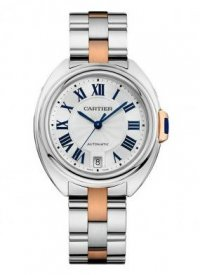 Replique Cartier Cle De Cartier Automatique Midsize 31mm W2CL000
