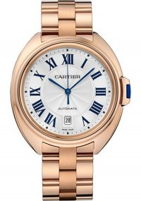Replique Cariter Cle de Cartier 40 mm WGCL0020