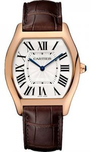 Replique Cartier Tortue Grand Or Rose WGTO0002