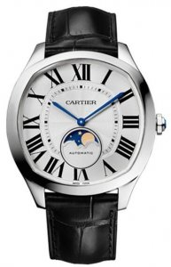 Replique Cartier Drive de Cartier Moon Phases WSNM0008