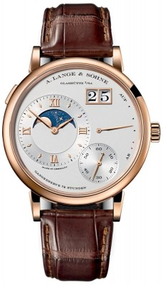 Replique A. Lange & Sohne Grand Lange 1 Moon Phase Or rose 139.0