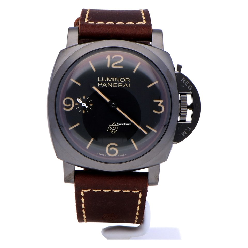 Panerai Luminor 1950 3 jours Titanio DLC PAM00617