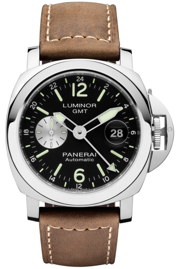 Montre Panerai Luminor GMT Automatic Acciaio 44mm PAM01088