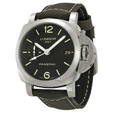 Panerai Luminor 1950 3 Jours GMT Automatique Acciaio PAM00535