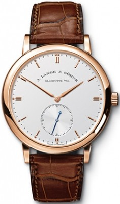 Replique A. Lange & Sohne Grand Saxonia Automatique Or rose 307.