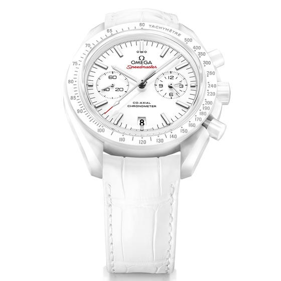 Replique Omega Speedmaster Blanc Side of the Moon 311.93.44.51.0
