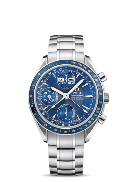 Replique Omega Speedmaster Day-Date Chronographe automatique 322