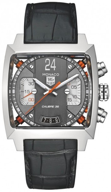 Replique TAG Heuer Monaco 24 Calibre 36 Automatique Chronographe