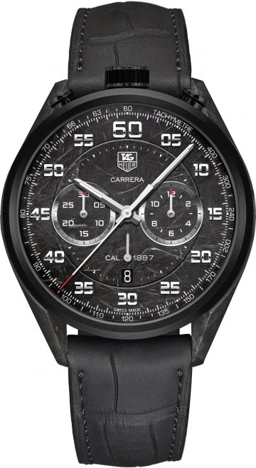 Replique TAG Heuer Carrera Calibre 1887 Automatique Chronographe
