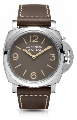 Replique Panerai Luminor 1950 3 Jours Acciao 47mm PAM00663