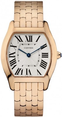 Replique Cartier Tortue Medium Or Rose Femmes W1556366