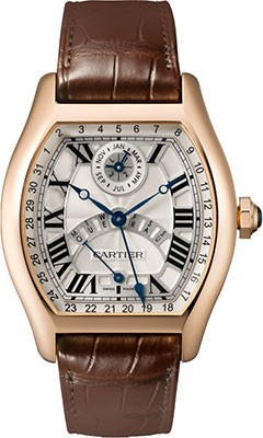 Replique Cartier Tortue Automatique Perpetual Calendar W1580045