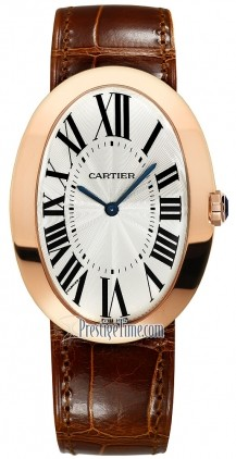 Replique Cartier Baignoire Grand Manuel Or Rose W8000002