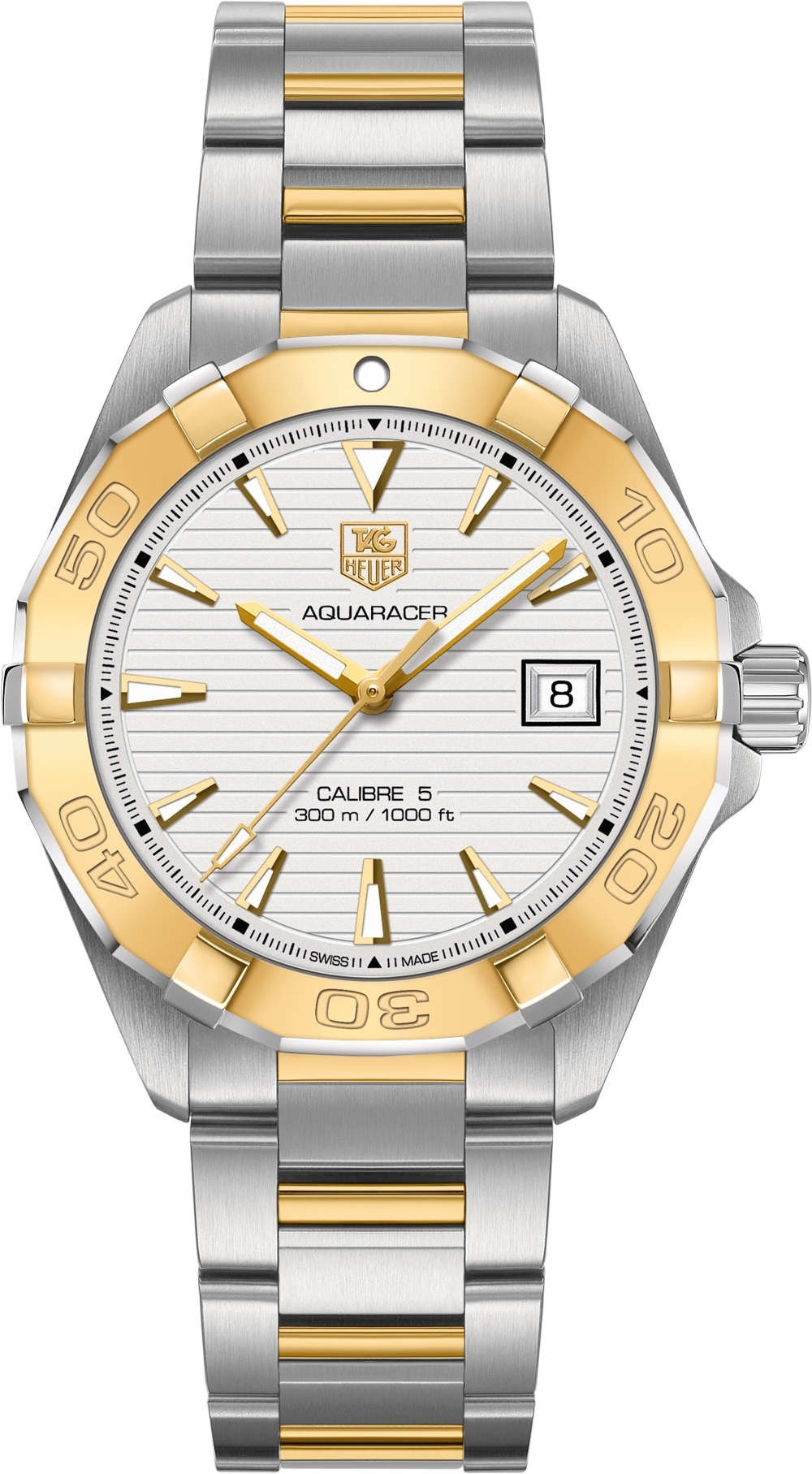 Replique TAG Heuer Aquaracer 300M Calibre 5 automatique 40.5mm W