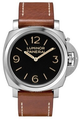 Replique Panerai Luminor 1950 3 Days 47mm acier PAM00372