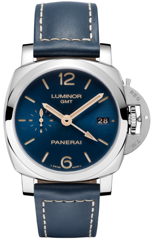 Replique Panerai Luminor 1950 3 Days GMT Automatique 42mm Acciai
