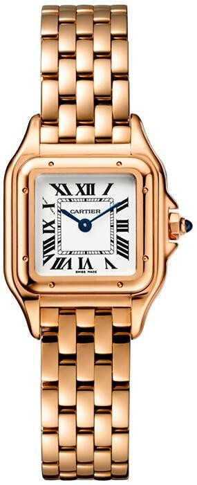 Replique Cartier Panthere de Cartier Petite Or Rose WGPN0006