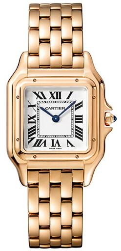 Replique Cartier Panthere de Cartier Moyen Or Rose WGPN0007