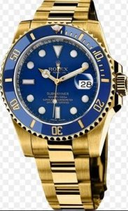 Réplique Rolex Submariner Date 116618LB-97208