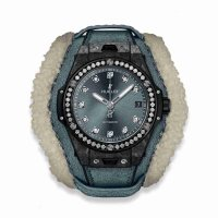 Hublot Big Bang Diamants en carbone givre One Click 39 mm