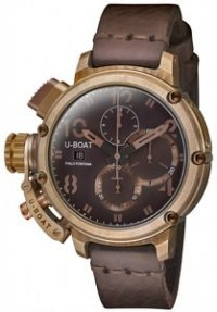 Réplique U-Boat Automatique Bronze Chronographe Edition limitee